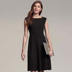 M.M. Lafleur The Pauline Dress Black Size 0